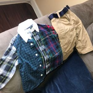 Polo Outfit for 6m old